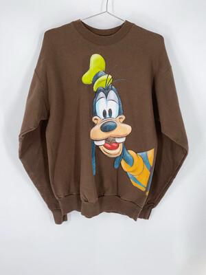 Hanes Goofy Crewneck Size M