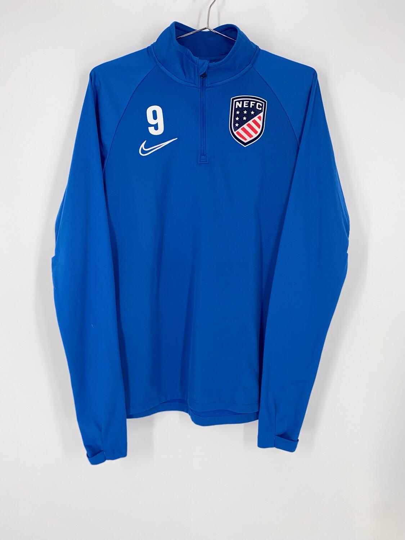 Nike NEFC Quarter-zip Sweatshirt Size S