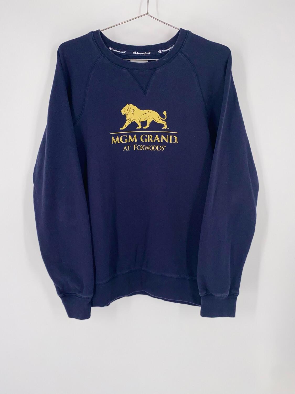 Champion MGM Grand Crewneck Size XL