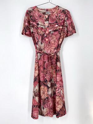 Elizabeth Exclusive Floral Dress Size L