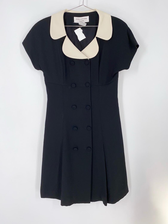 Jones New York Button Up Dress Size M