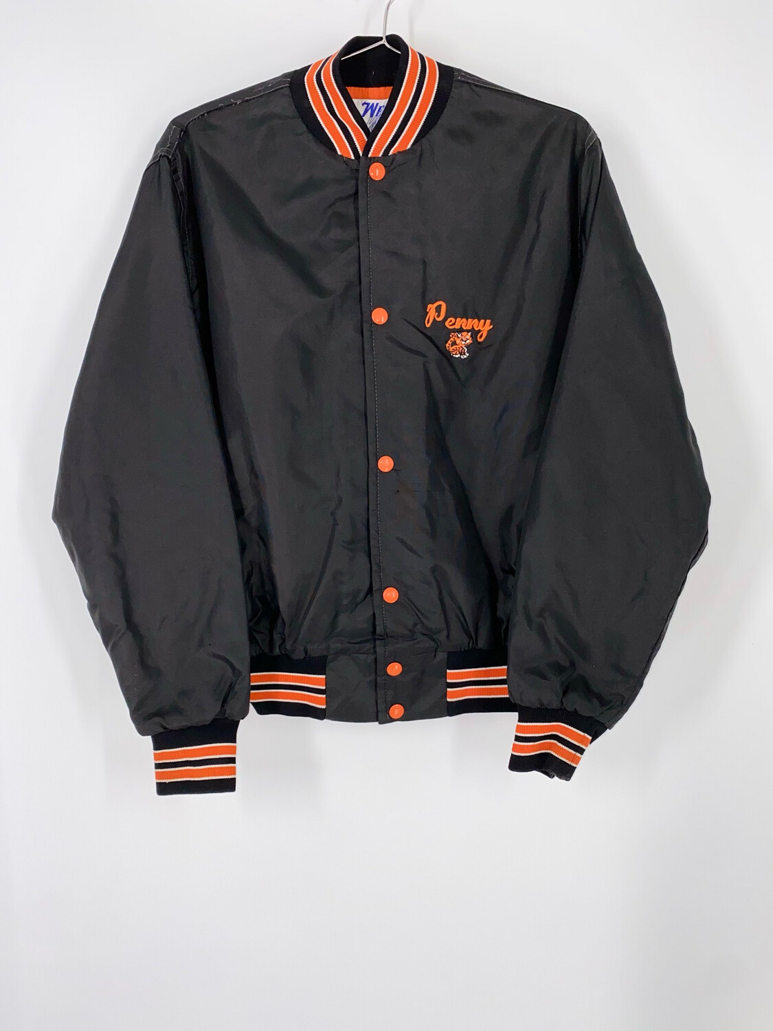 West Wind Embroidered Bomber Jacket Size S