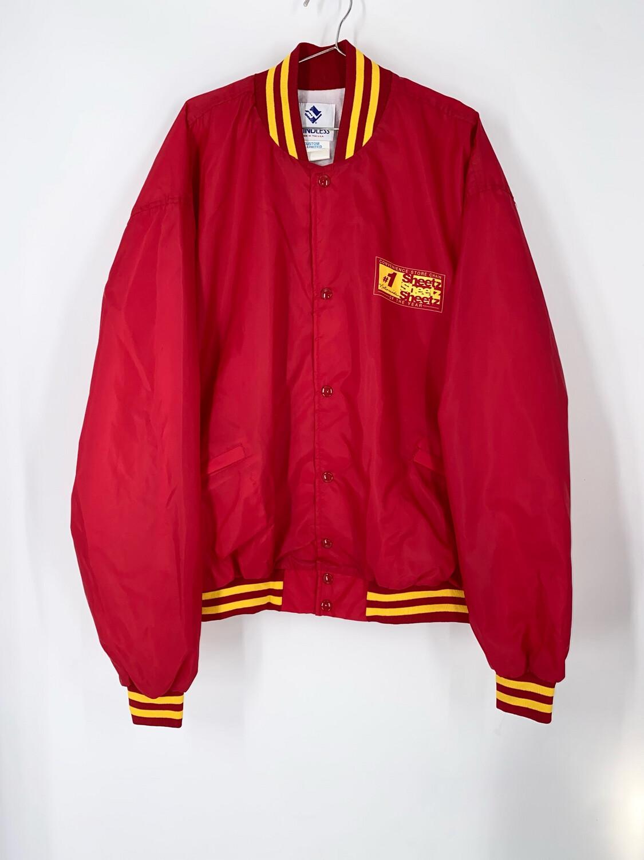 Windless Sheetz Bomber Jacket Size XL