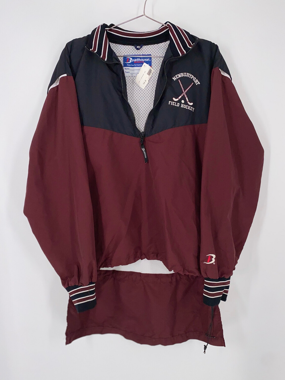 Boathouse Sports Quarter Zip Field Hockey Jacket Size M