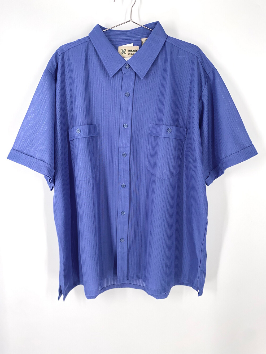 Haband Button Up Size XXL
