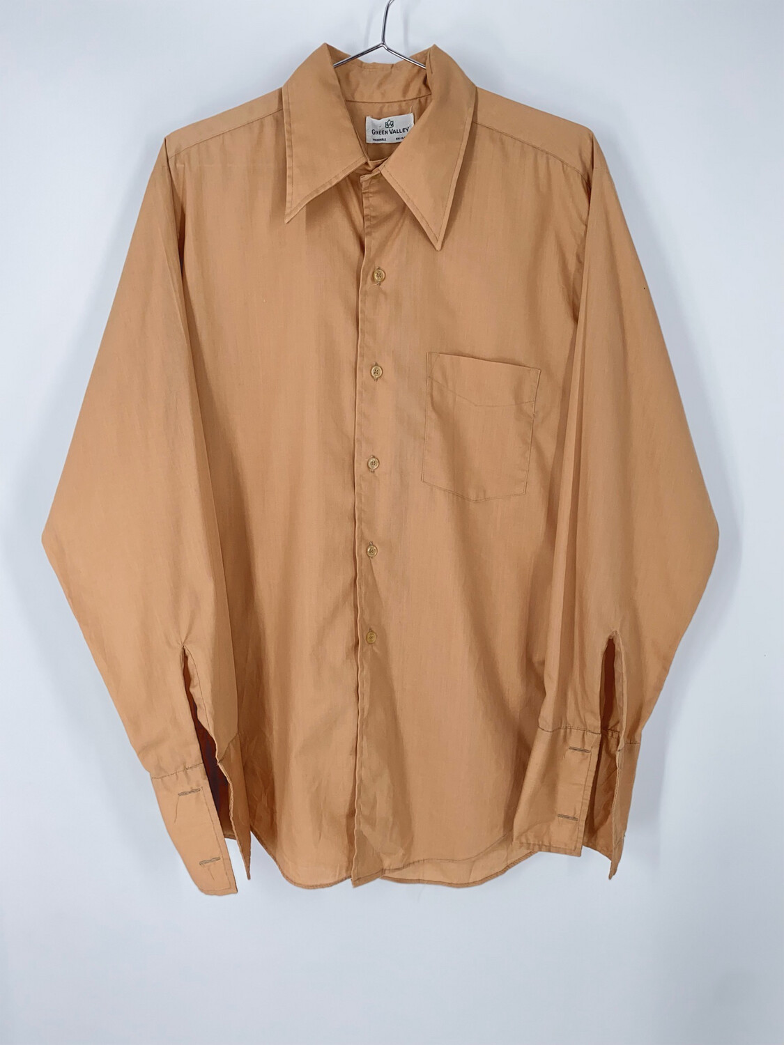 Green Valley Button Up Size M