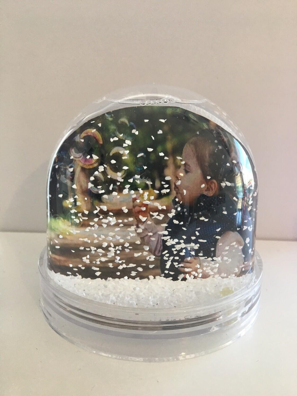 Boule À Neige Photo