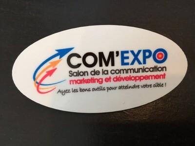 Badge Épingle Personnalisé