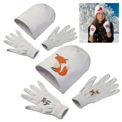 Set de bonnet + gants
