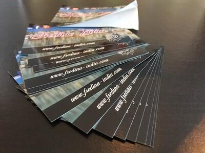 500 Autocollants-Sticker