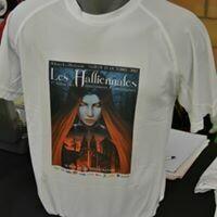 Tee-shirt BLANC Respirant personnalisés à l'unité