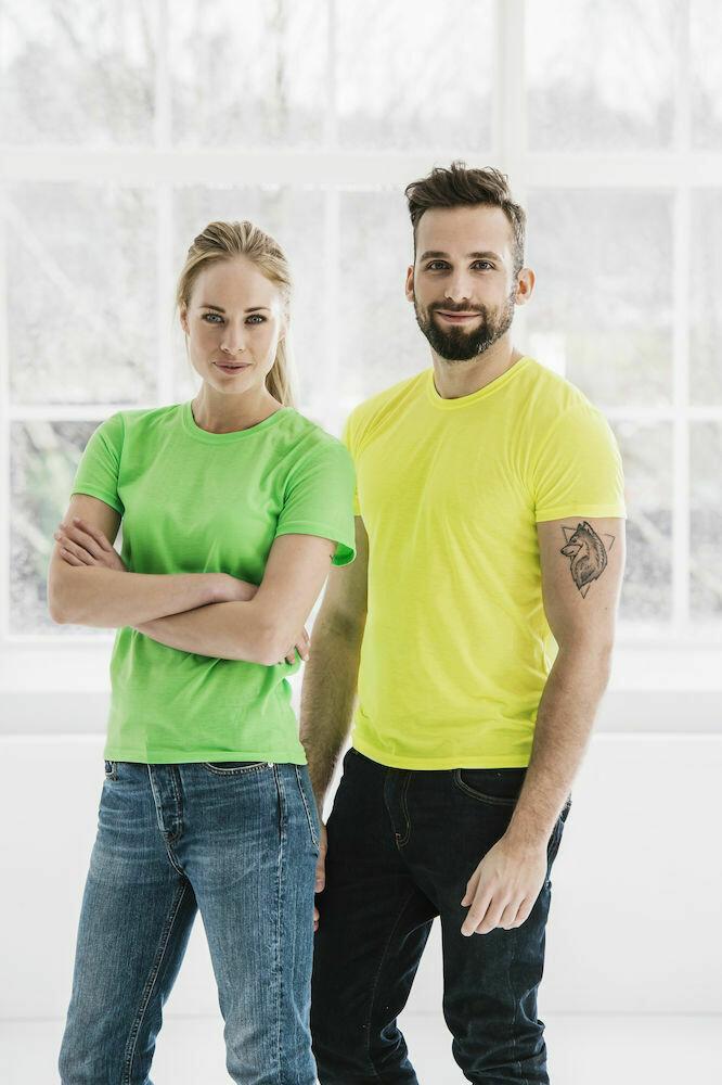 Tee-shirt Fluo