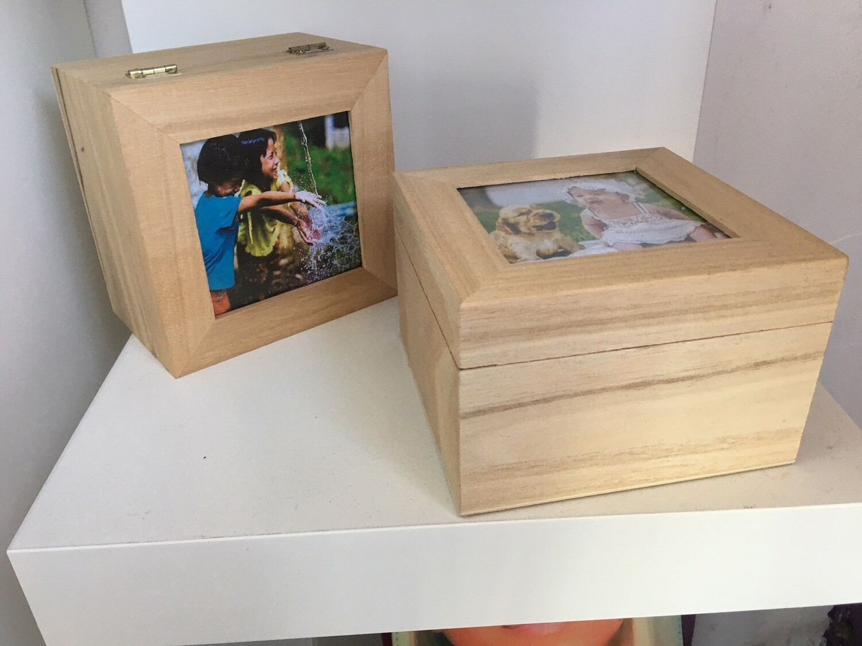 Boîte à bijoux / photo