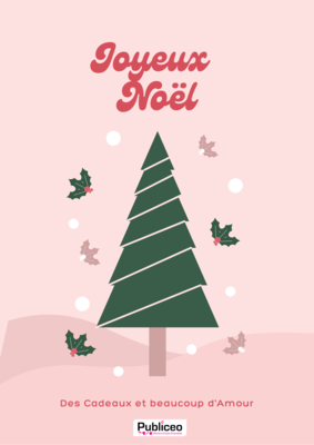 WISHLIST GRATUITE -  Ma liste de Noël
