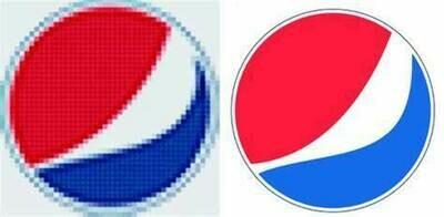 Vectorisation de logo