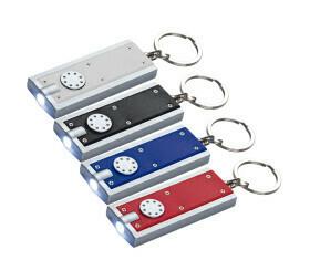 Porte clés en plastique