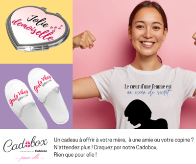 CADOBOX- Pour Elle