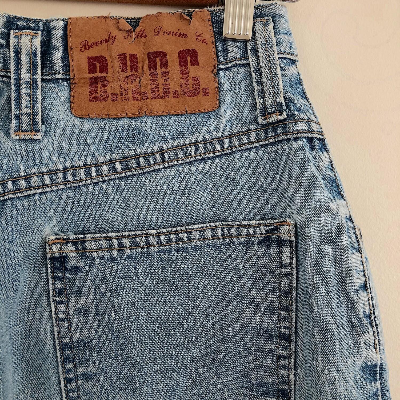 B.H.D.C Highwaisted Vintage Jeans