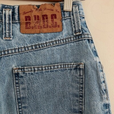 B.H.D.C Highwaisted Vintage Jeans