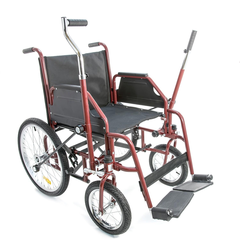 Кресло-коляска рычажная 514AC