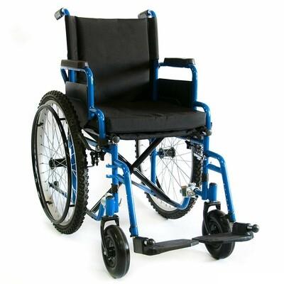 Коляска инвалидная прогулочная 512AE