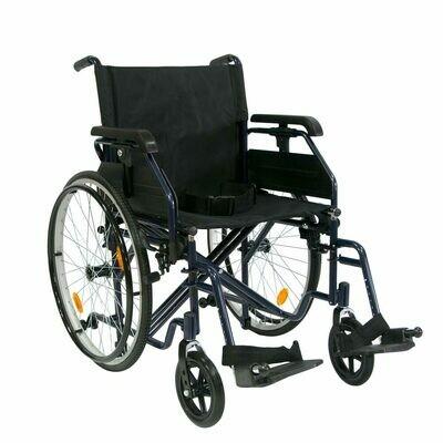 Коляска инвалидная с транзитными колесами 514A-4