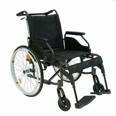 Коляска инвалидная с откидной спинкой 514A-LX