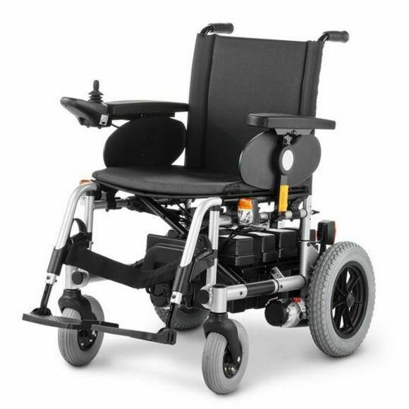 Кресло-коляска с электроприводом CLOU 9.500
