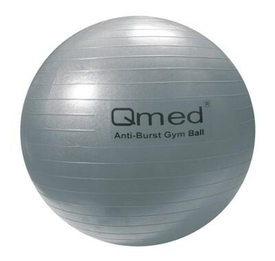 Реабилитационный мяч ABS GYM BALL серебряный