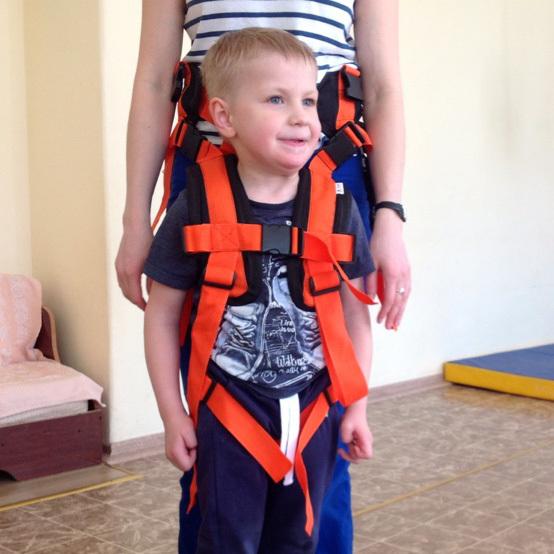 Тренажер (костюм+сандалии) для детей с ДЦП (для детей до 7-8 лет)