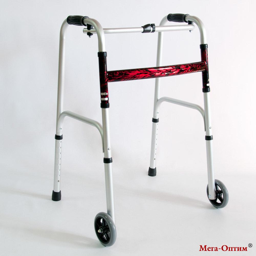 Ходунки на колесах усиленные PMR087