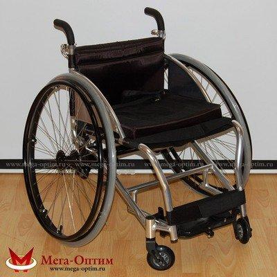 Кресло-коляска для настольного тенниса