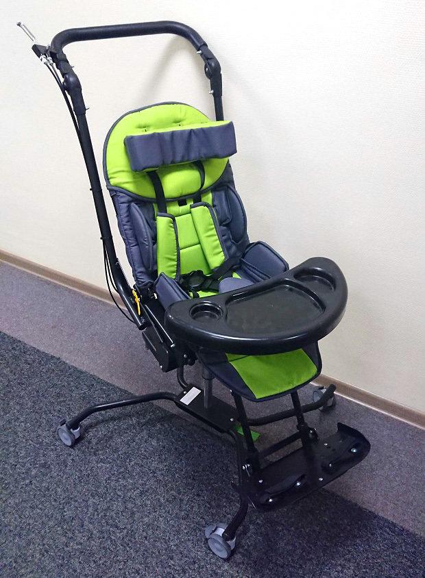 Кресло коляска Junior Plus Home для детей с ДЦП
