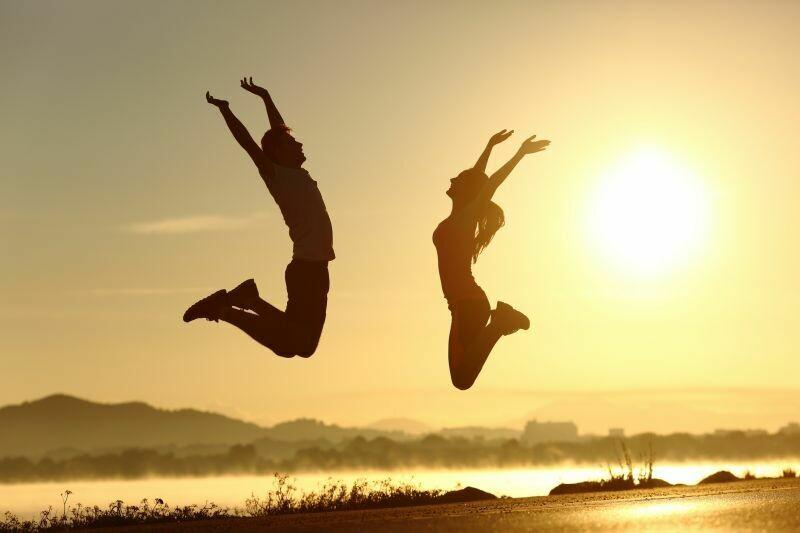 Λεπτή & Ευτυχισμένη  Πρόγραμμα για άνδρες και γυναίκες