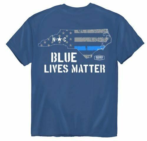 Riverbed Blue Lives