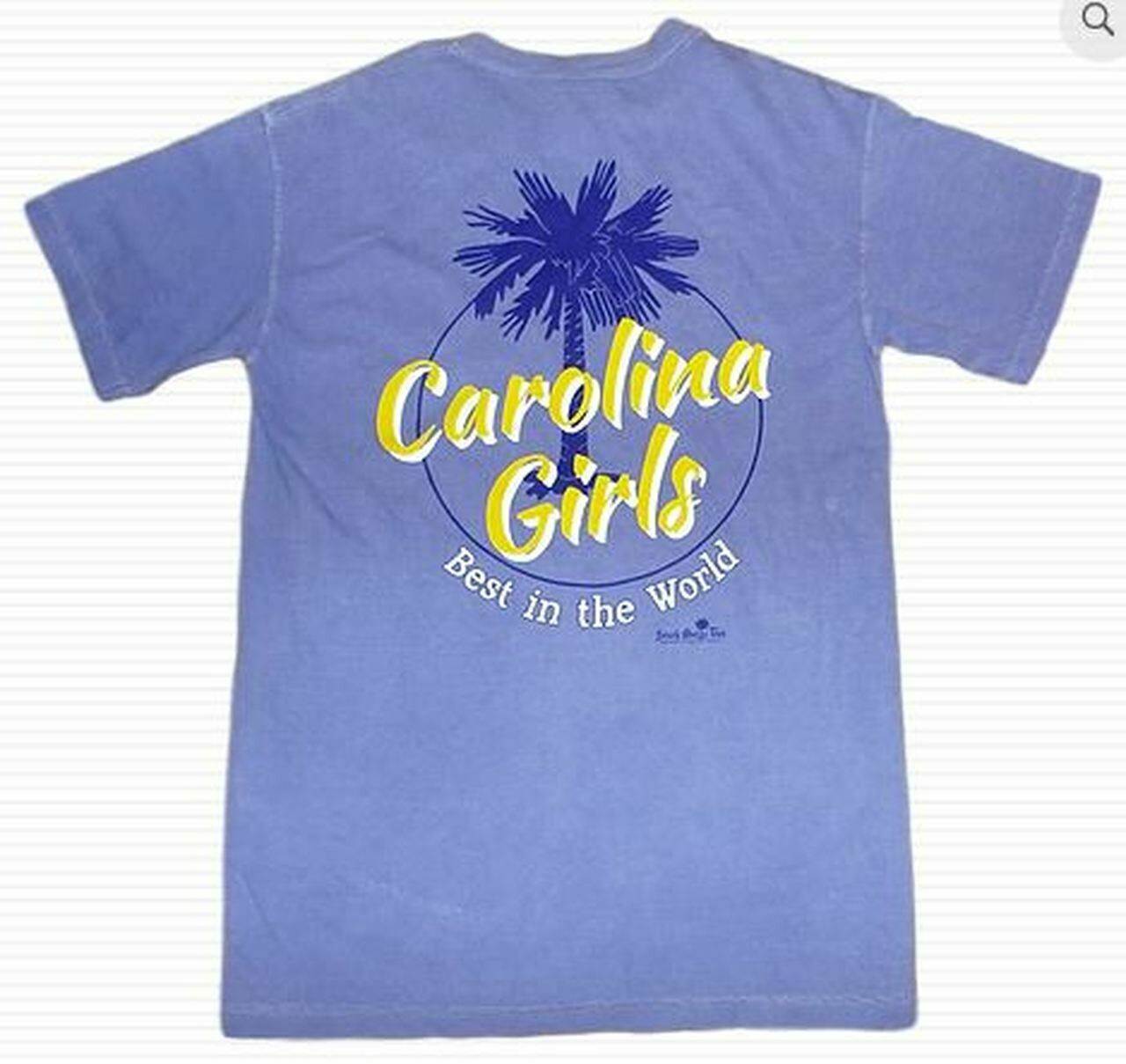 Carolina Girls Best in the World T shirt