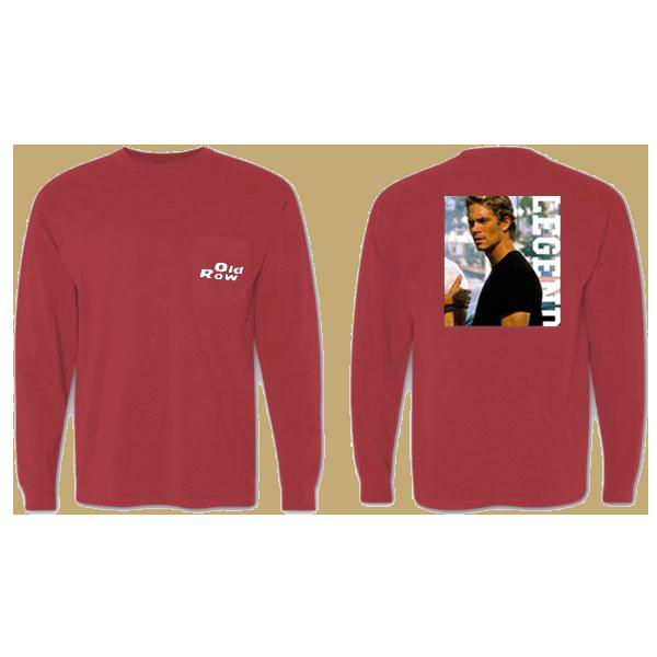 Old Row Fast Legend LS Tshirt