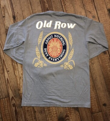 Old Row Retro Can LS Tshirt
