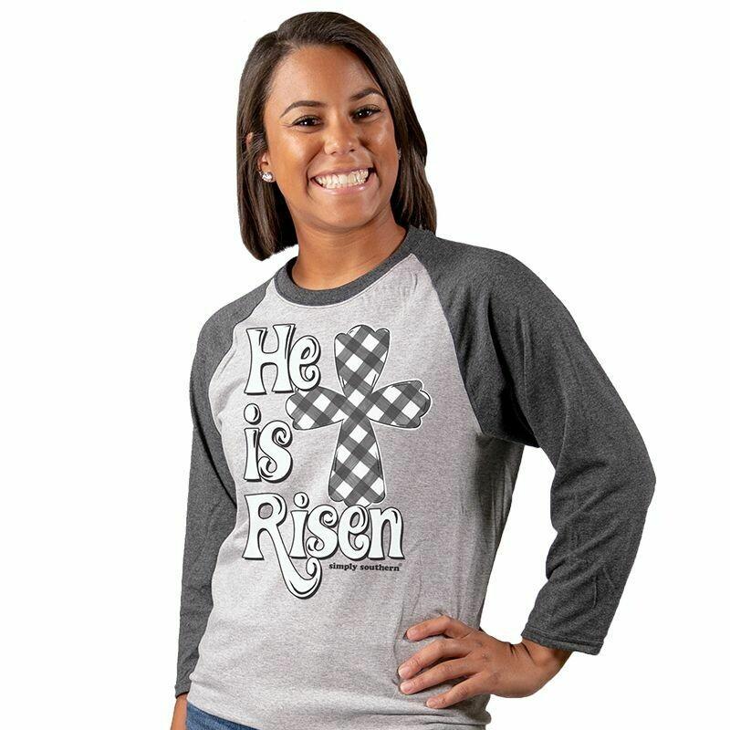 Simply Southern Vintage Risen shirt