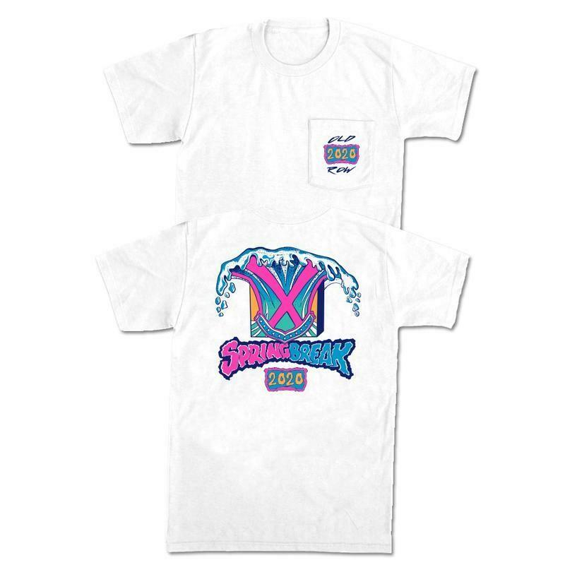 Old Row Spring Break 2020 Tshirt S/S