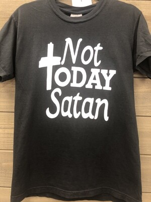 Not Today Satan by M2