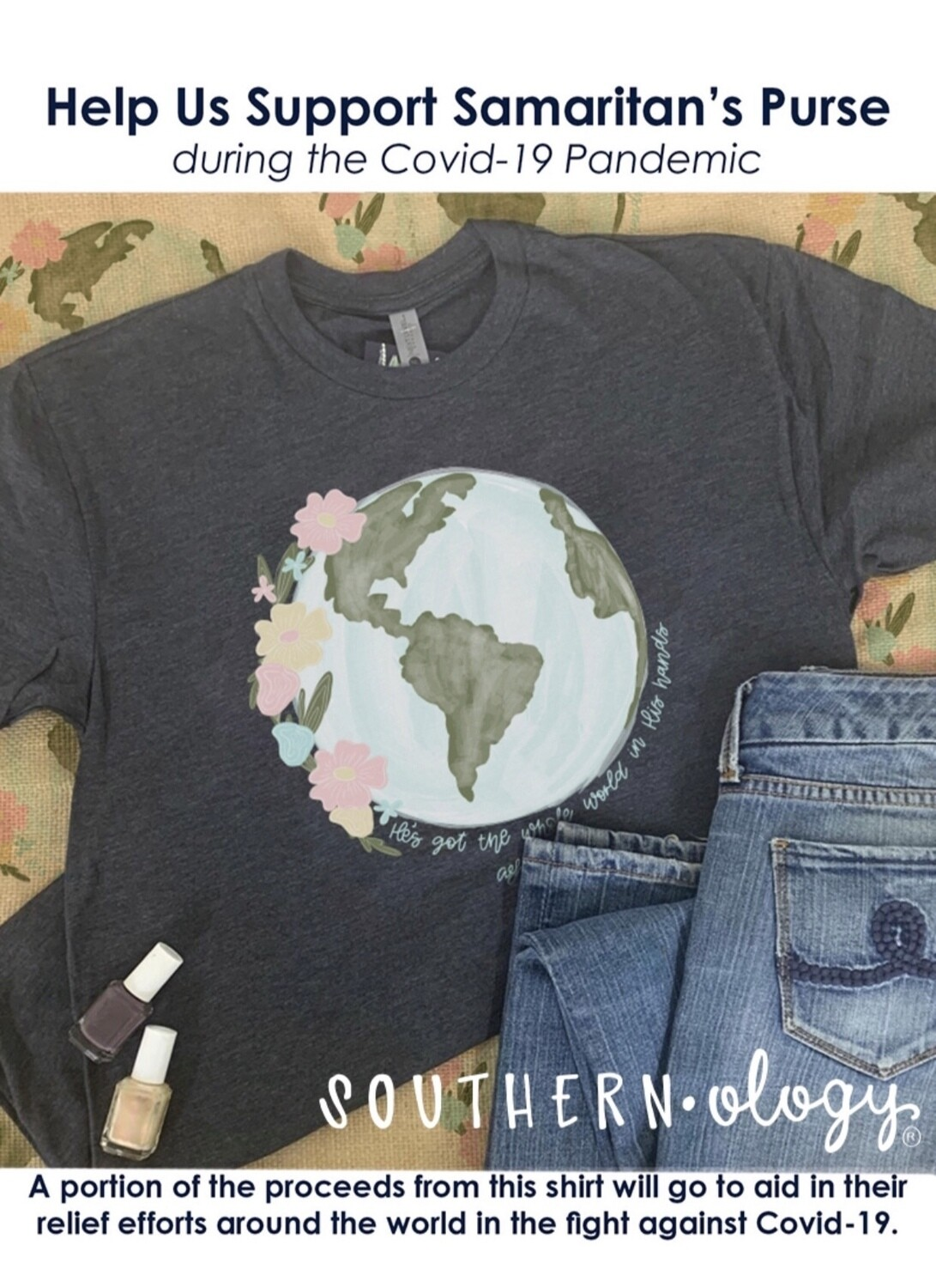 Southernology- He's Got The Whole World