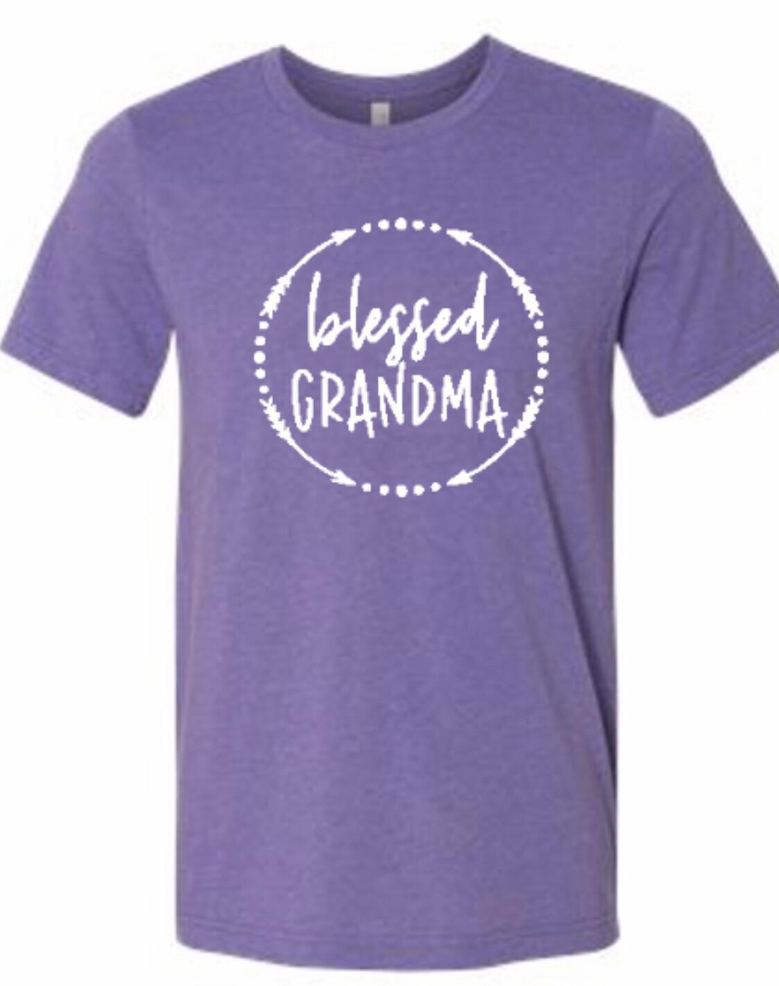 Blessed Grandma Tee