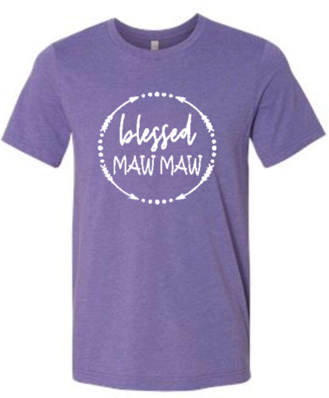 Blessed Mawmaw Tee
