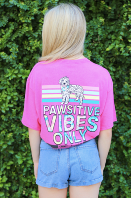 Kindness & Confetti- Pawsitive Vibes Only