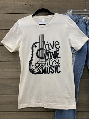 Live..Love..Country Music