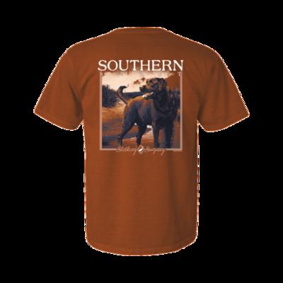 Southern Strut River Lab Tshirt