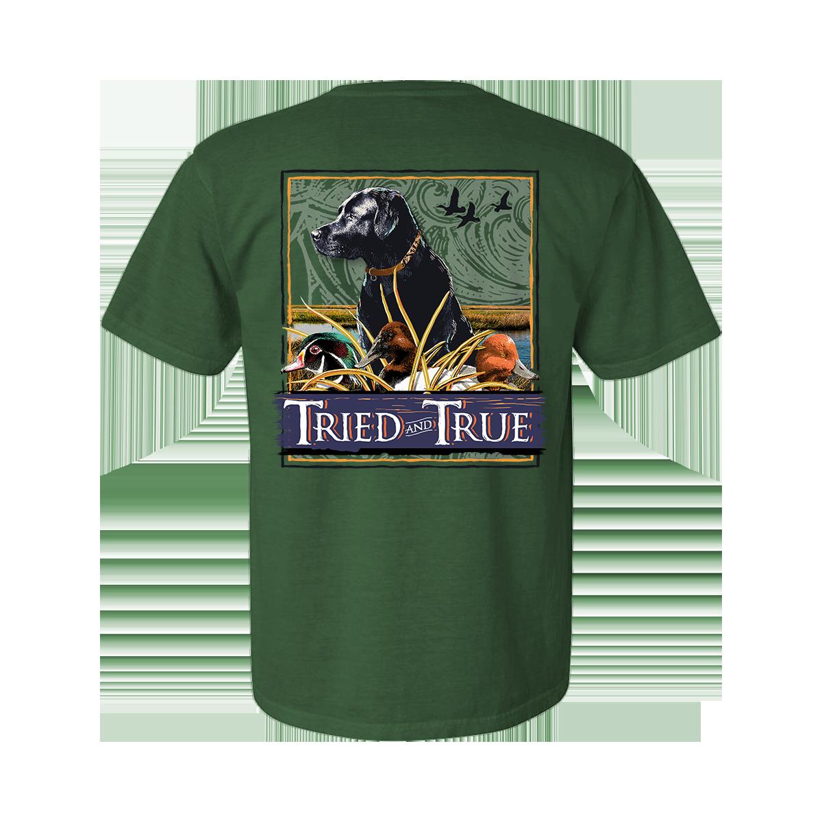 Tried & True Duck Lab Tshirt