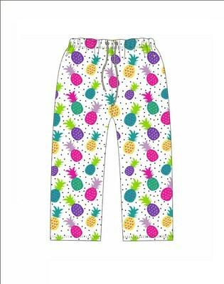 Jane Marie Pineapple Pajama Pants