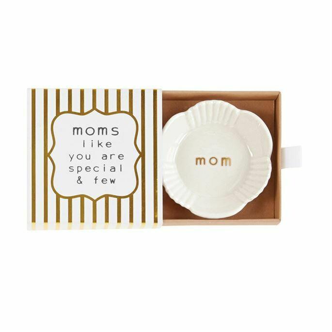 Mudpie Circle Mom Mini Trinket Dish